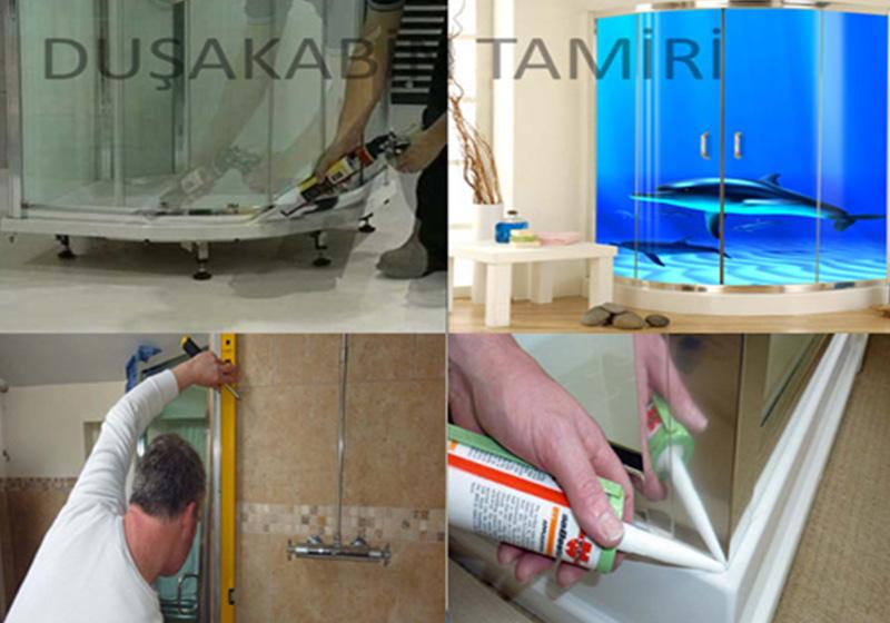 Duşa kabin bakım onarım servisi