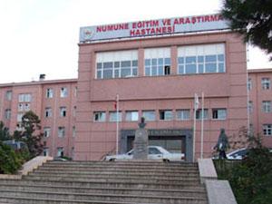 Sıhıye - Numune Hastanesi Pimapen Tamiri PVC